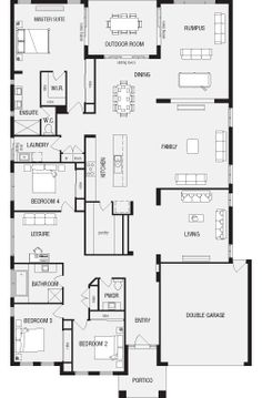 90de16dd947f06912a9534a135be1e7d misfits 39 architecture for Farmhouse floor plans australia