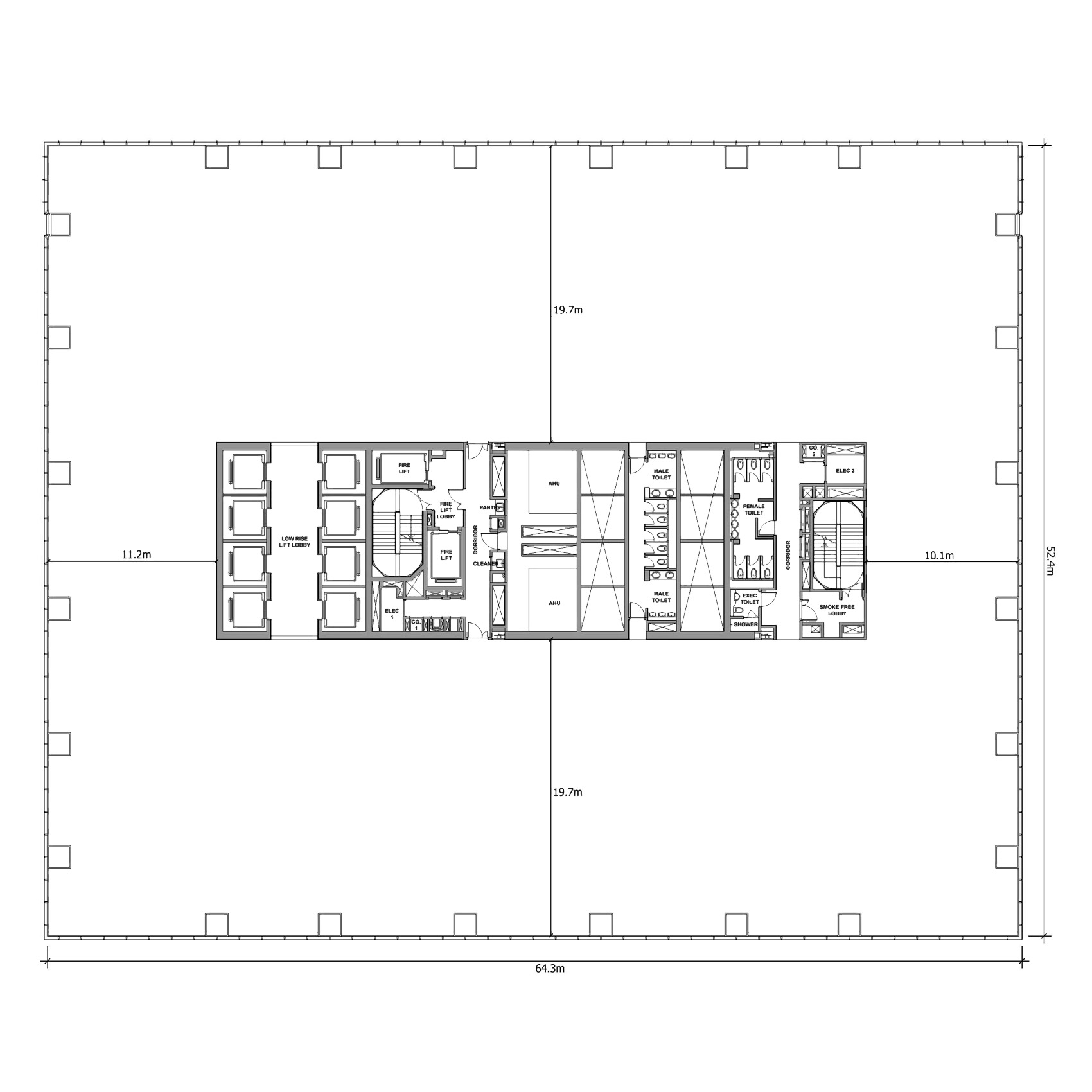 Home Design Layout Pdf Low Plan Misfits Architecture