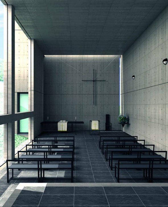 Modern Church Designs 99 Misfits Architecture