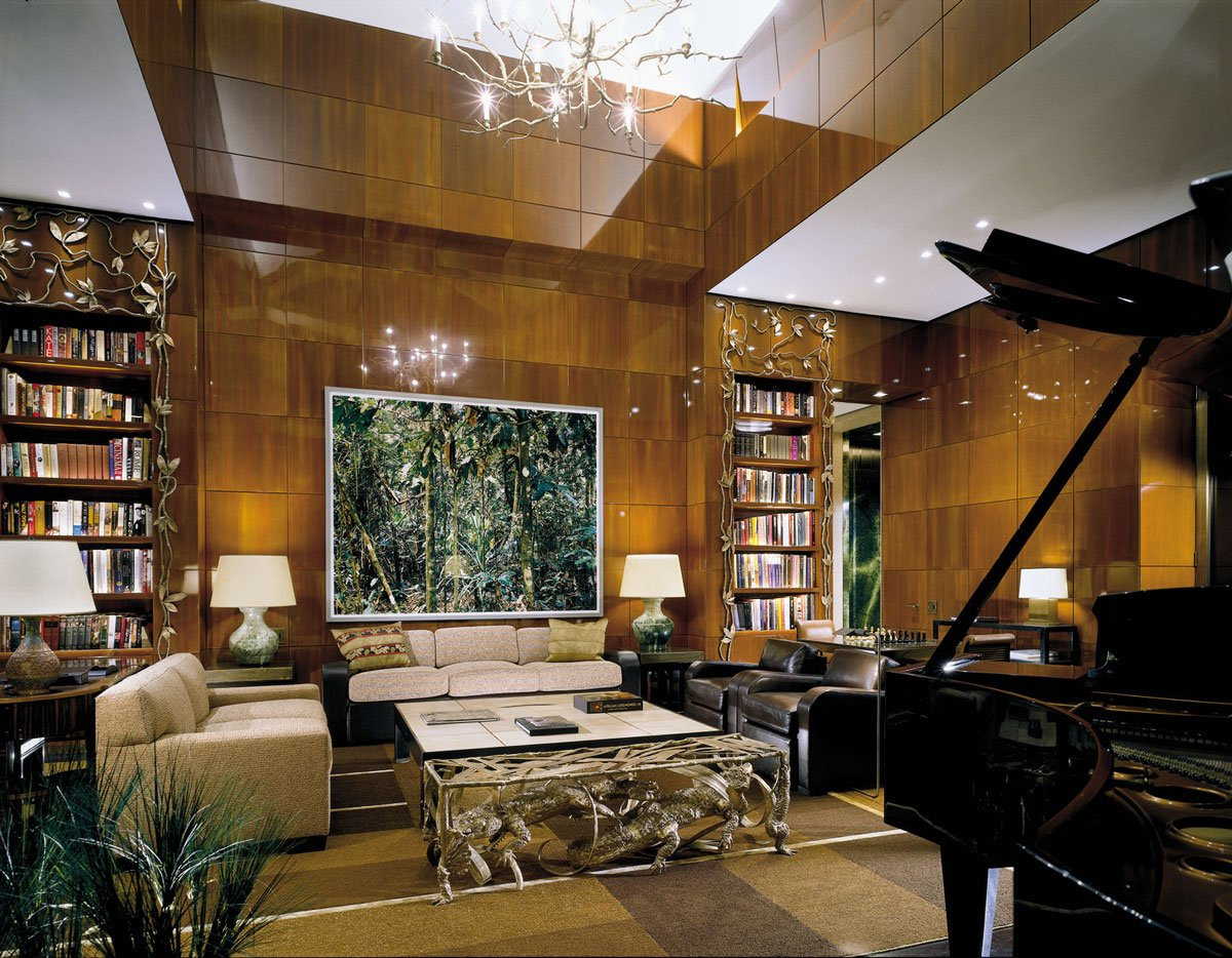Four Seasons Living Room Misfits Architecture
