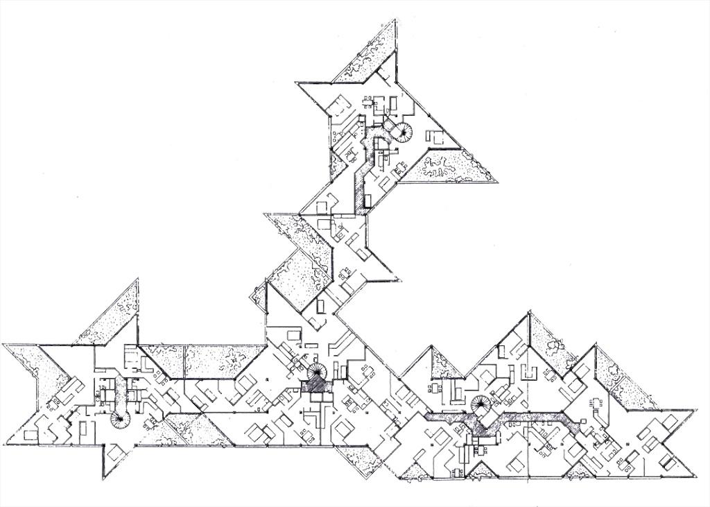 003 jean renaudie ivry sur seine theredlist misfits 39 architecture. Black Bedroom Furniture Sets. Home Design Ideas