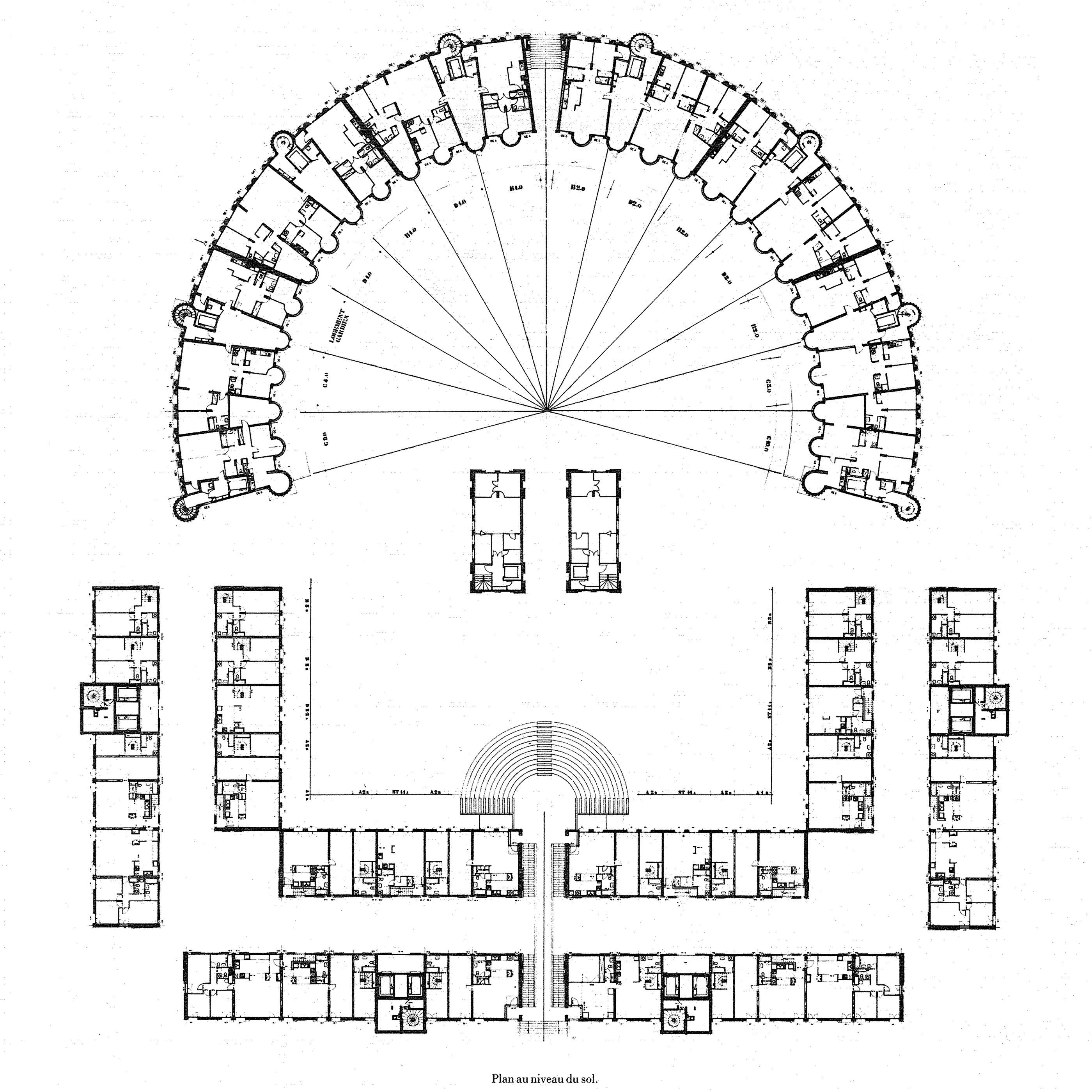 Espaces abraxas noisy le grand 22 misfits 39 architecture for Architecture noisy le grand